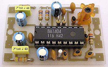 BA1404 HI-FI Stereo FM Transmitter