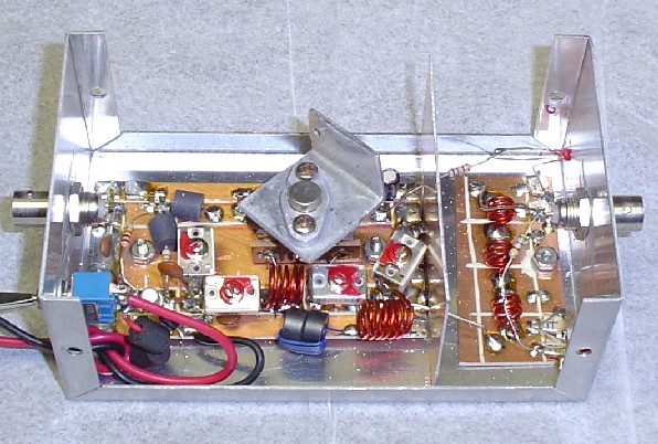 1 Watt FM Amplifier