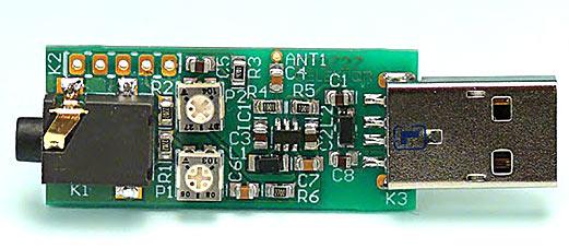 USB FM Transmitter MAX2606