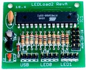 USB LED Load