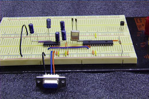 Basic USB-RS232 Communication with PIC Microcontrollers