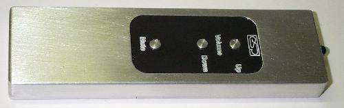 Infrared Remote Volume Control