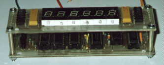 40MHz Frequency Counter Module
