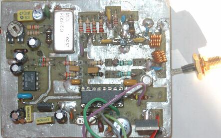 PLL FM Transmitter