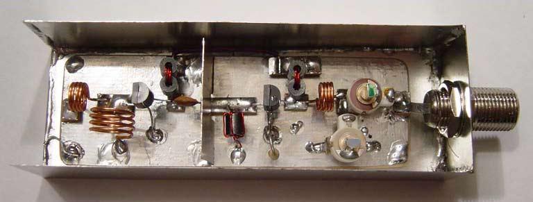 TX-500 - 500mW FM Transmitter