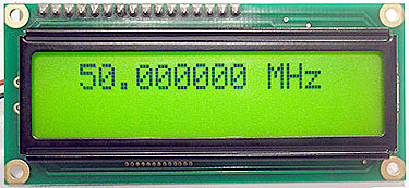 10Hz - 60MHz Frequency Meter / Counter Kit