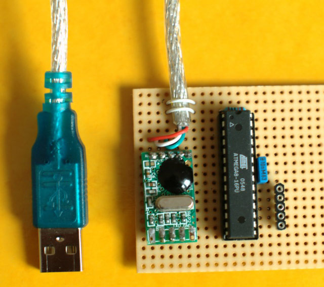 Low Cost USB to TTL for MCUs