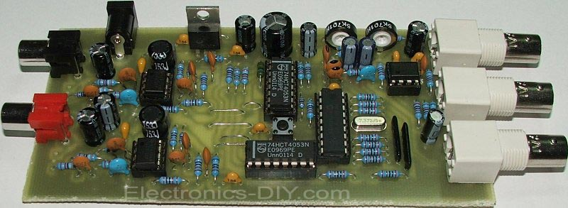 Circuit-Zone.com - Electronic Projects, Electronic Schematics, DIY ...