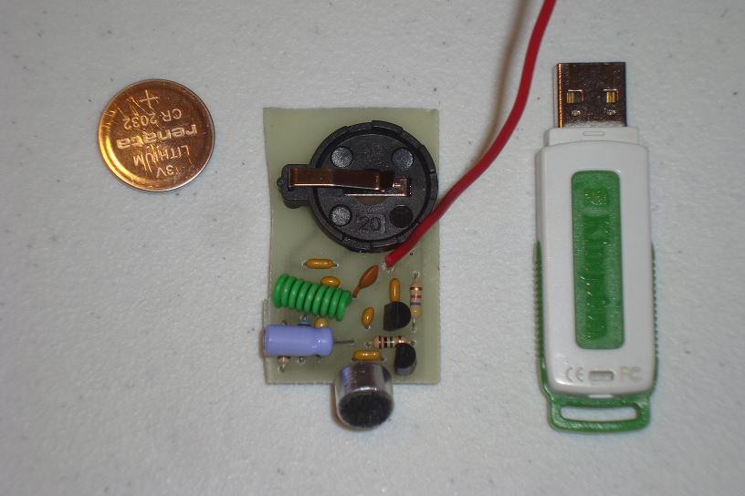 FM Transmitter Bug