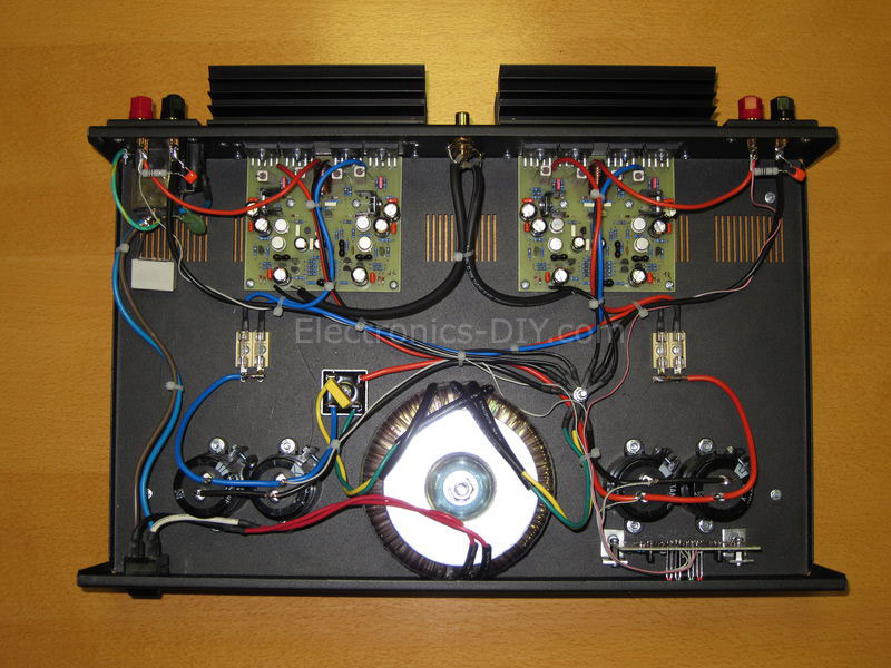 200W Leach Amplifier