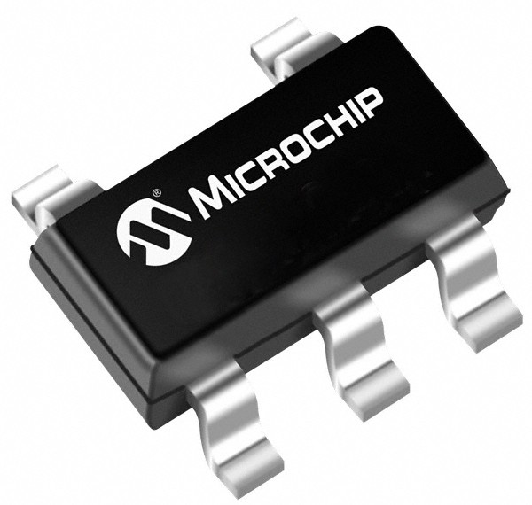 Microchip's Li-ion battery charger MCP73831 IC