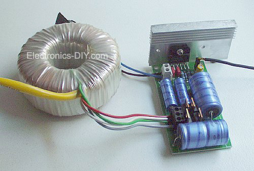 LM3875 Power Amplifier