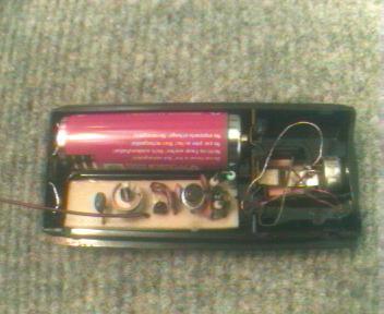 1.5V Spy FM Transmitter Bug