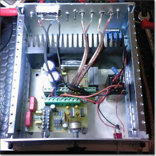 LM4780 2x60W Power Amplifier