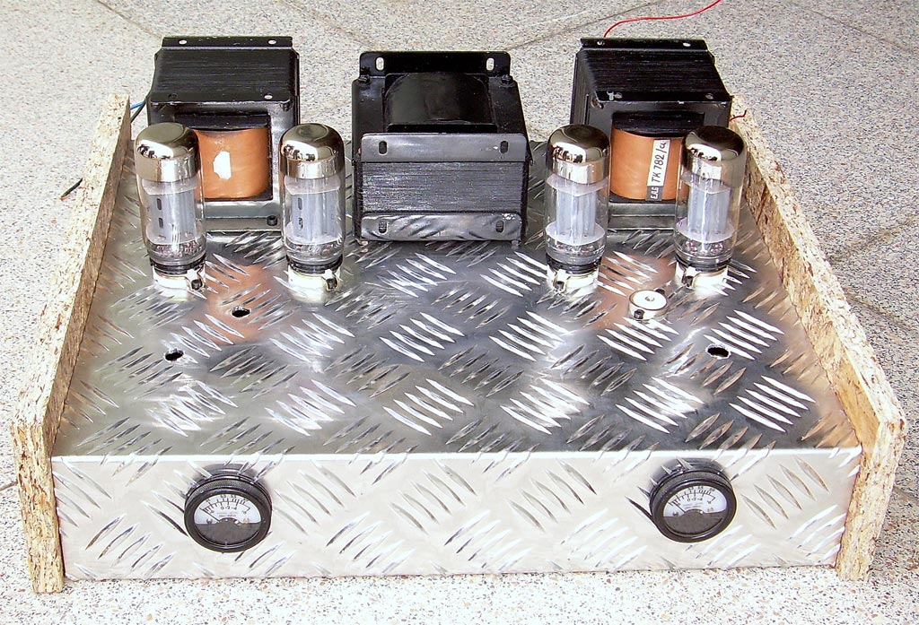HI-FI Valve Amplifier