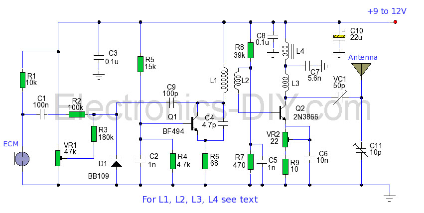 Index on variable voltage control arduino