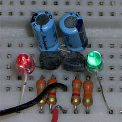1.5V LED Flasher