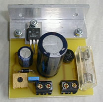 LM317 Variable Power Supply