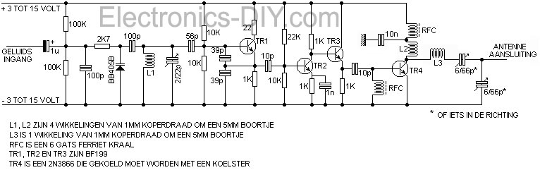 circuit zone com electronic projects electronic schematics diy rh circuit zone com
