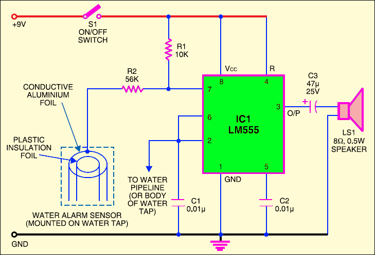 door alarm schematic, audio amplifier schematic, metal detector schematic, pressure tank installation schematic, washing machine schematic, water filter schematic, water system monitoring wells, cable tester schematic, water wheel schematic, control schematic, water system schematic, digital voltmeter schematic, current sense switch schematic, on 07