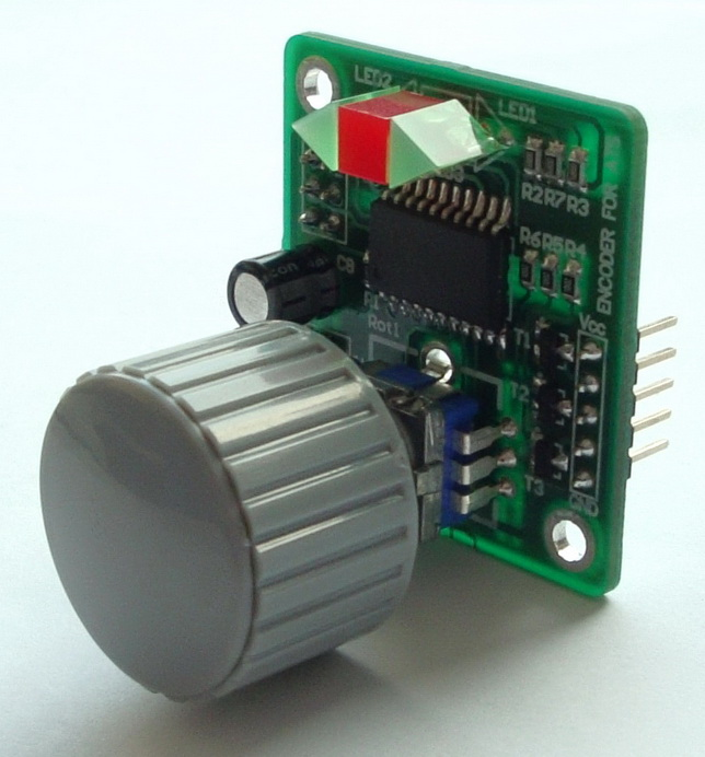 Rotary Encoder for ATS Transceivers