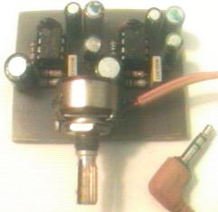 General Purpose 2 Watt Stereo Power Amplifier