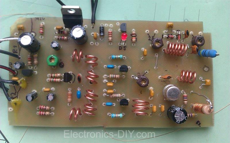 Modulator Circuit Electronic Circuits And Diagramelectronics