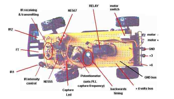 toy car remote control schematic design box wiring diagram rh 18 lopert flottmusik de