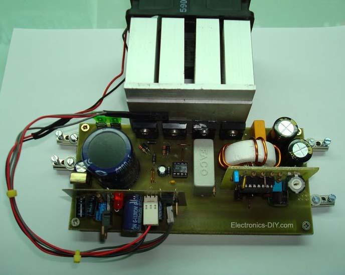 Circuit Diagram Additionally Power Inverter Circuit Diagram